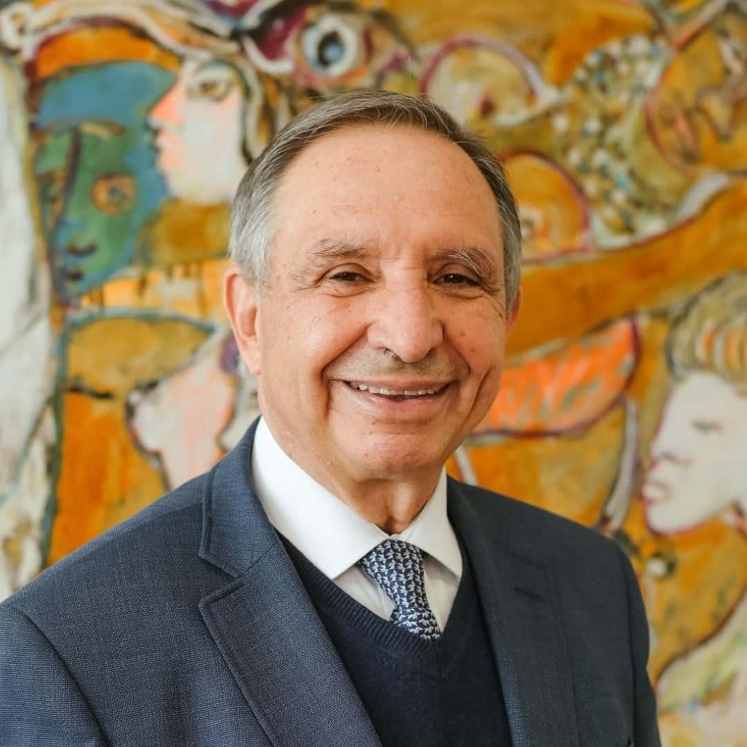 Professor Doutor Manuel de Almeida Damásio