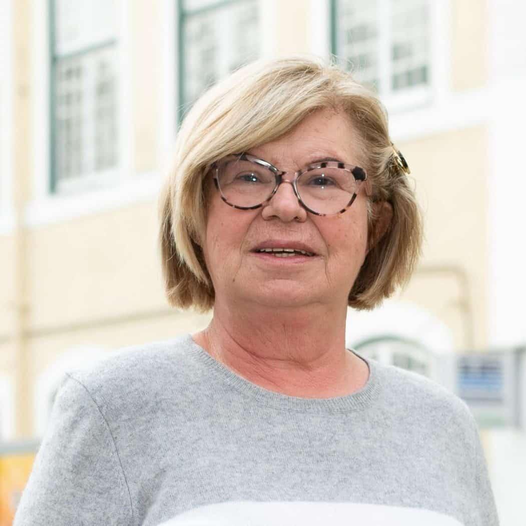 Professora Doutora Maria da Conceição Soeiro