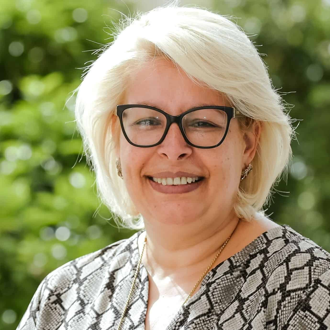 Dra. Teresa do Rosário Damásio