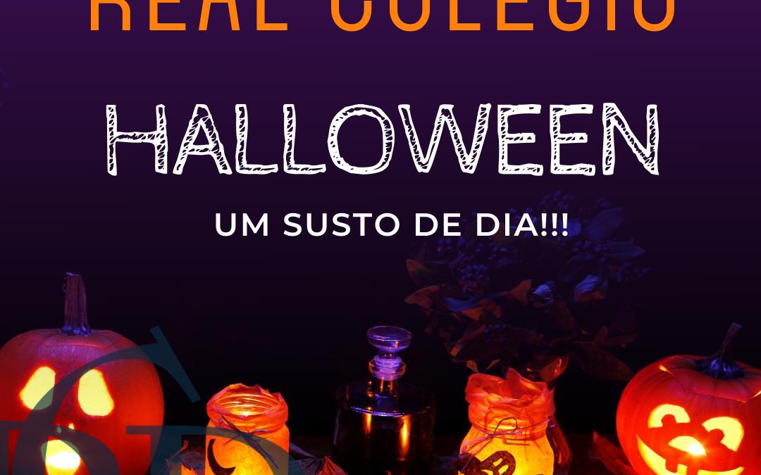 Vamos Celebrar o Halloween